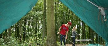 Meerdaalhof - Oud-Heverlee - Fotogalerij(12 tentenkamp)